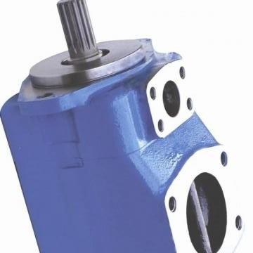 Vickers PV063R1K1J3NFR1+PV016R1L1A1NMM PV 196 pompe à piston